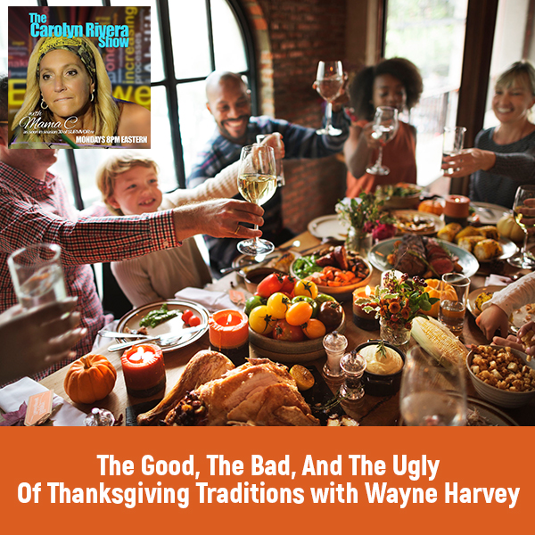 CRS 25 | Thanksgiving Traditions