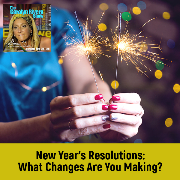 CRS 30   New Years Resolutions