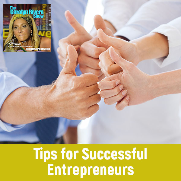 CRS 35 | Successful Entrepreneurs