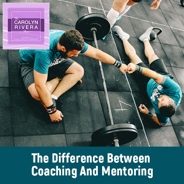 CRS 38 | Coaching And Mentoring