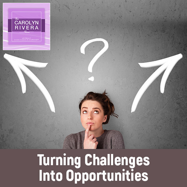 CRS 42   Turning Challenges Into Opportunities