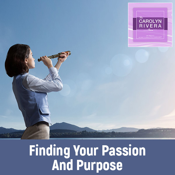 CRS 43   Passion And Purpose