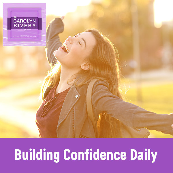 CRS 44 | Building Confidence