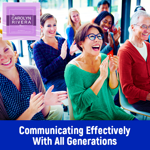 CRS 45   Communicating Effectively