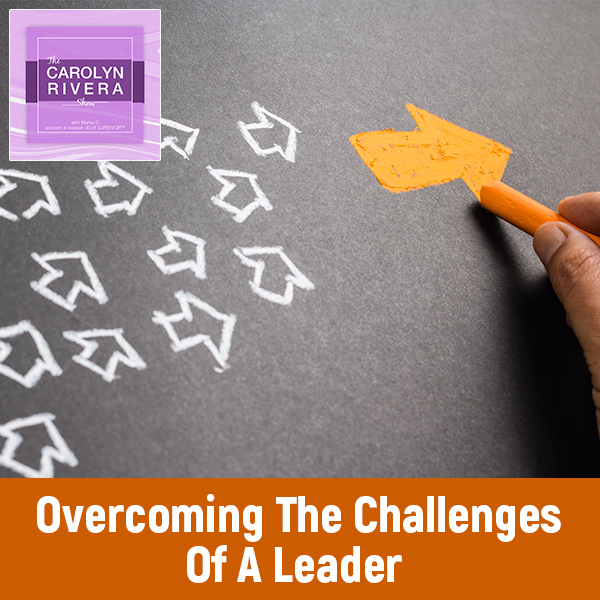 CRS 49   Challenges Of A Leader