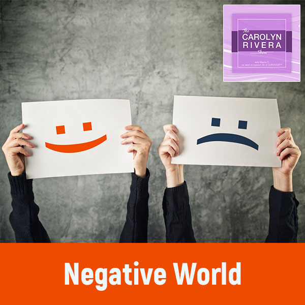 CRS 007 | Negative Thinking