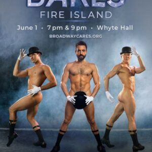 Broadway Bares Fire Island 1
