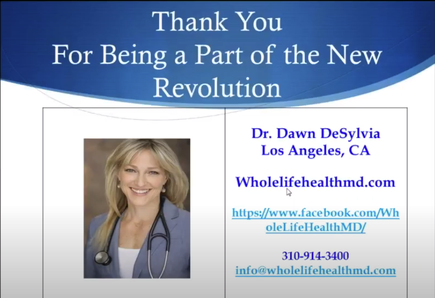 LYME DISEASE eCONFERENCE BY THE THINKING MOMS REVOLUTION