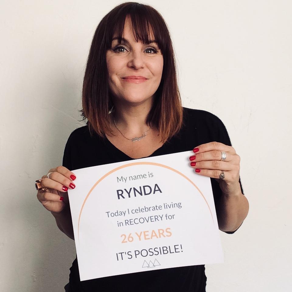 Rynda Rocks Recovery 7-10-18