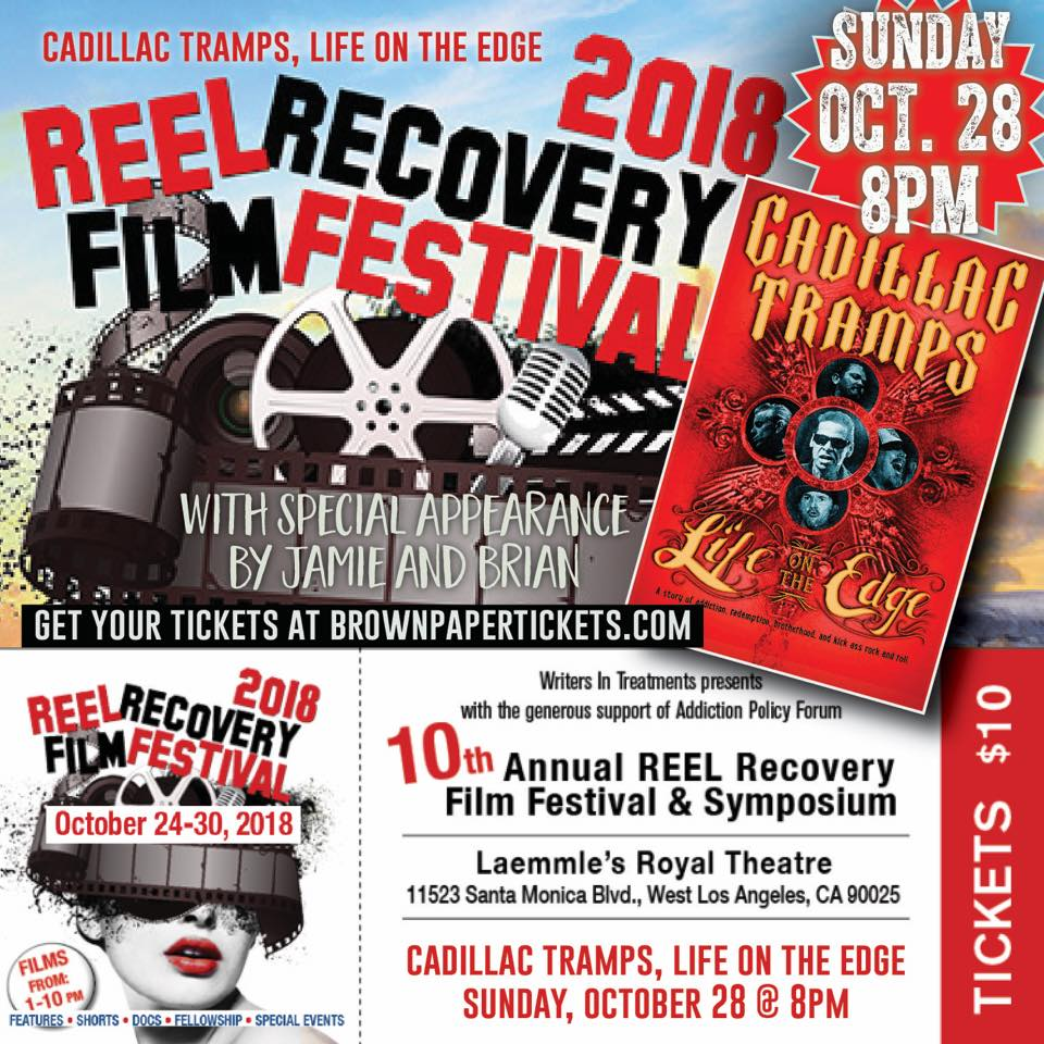 Cadillac Tramps Documentary @ REEL Recovery Film Festival