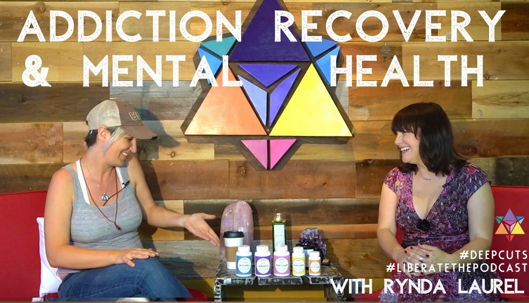Rynda talks with Liberate The Podcast about Natural Solutions & VRYeveryday.