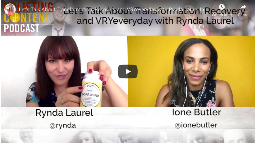 """""""Finding Natural Alternatives for Mental Health"""" Interview with Uplifting Content's Ione Butler"""