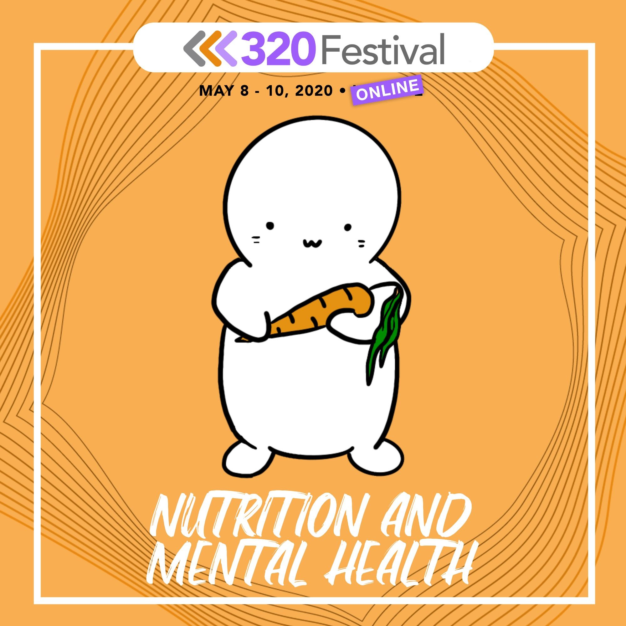 Watch Nutrition & Mental Health Panel from @320 Festival