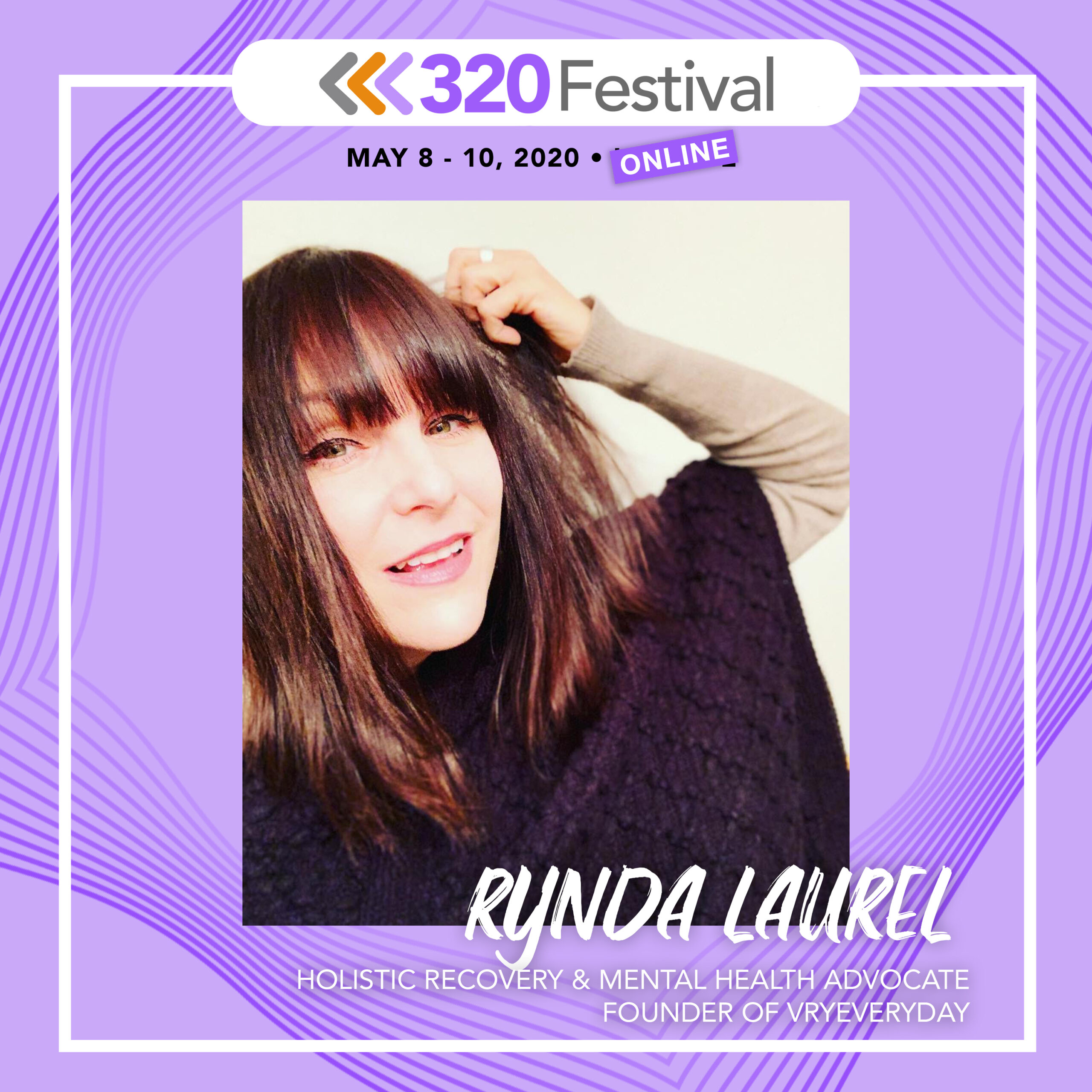 Join us for the 320 Festival Online May 8-10