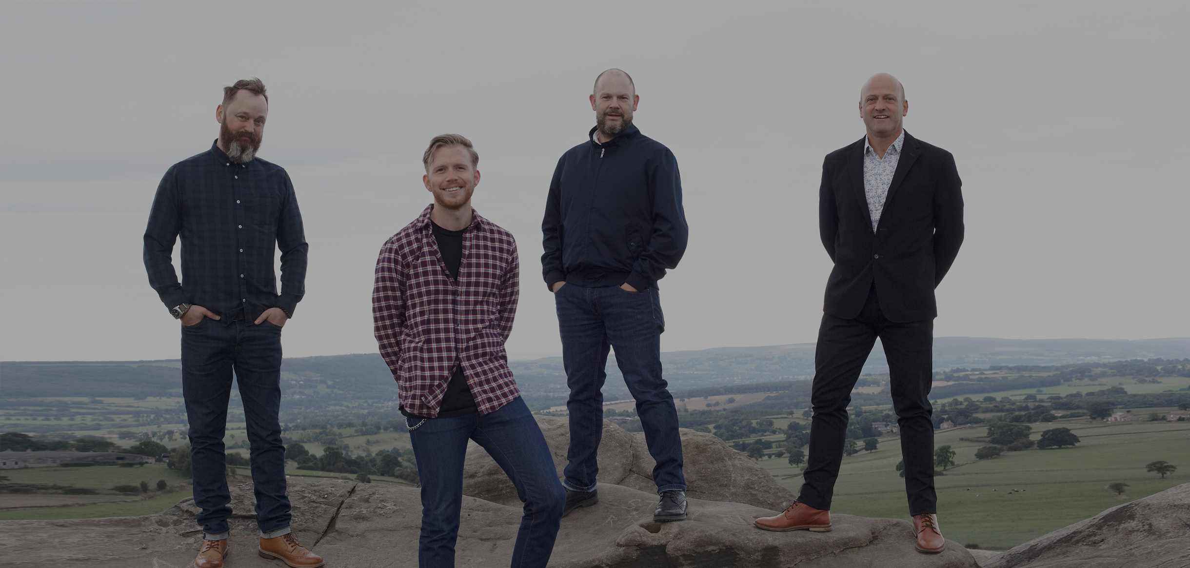 Four Yorkshire lads come together to launch own agency