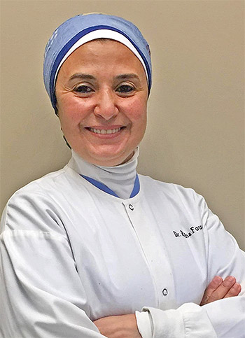 Dr. Racha Fouad | American Dental Care - Doylestown PA