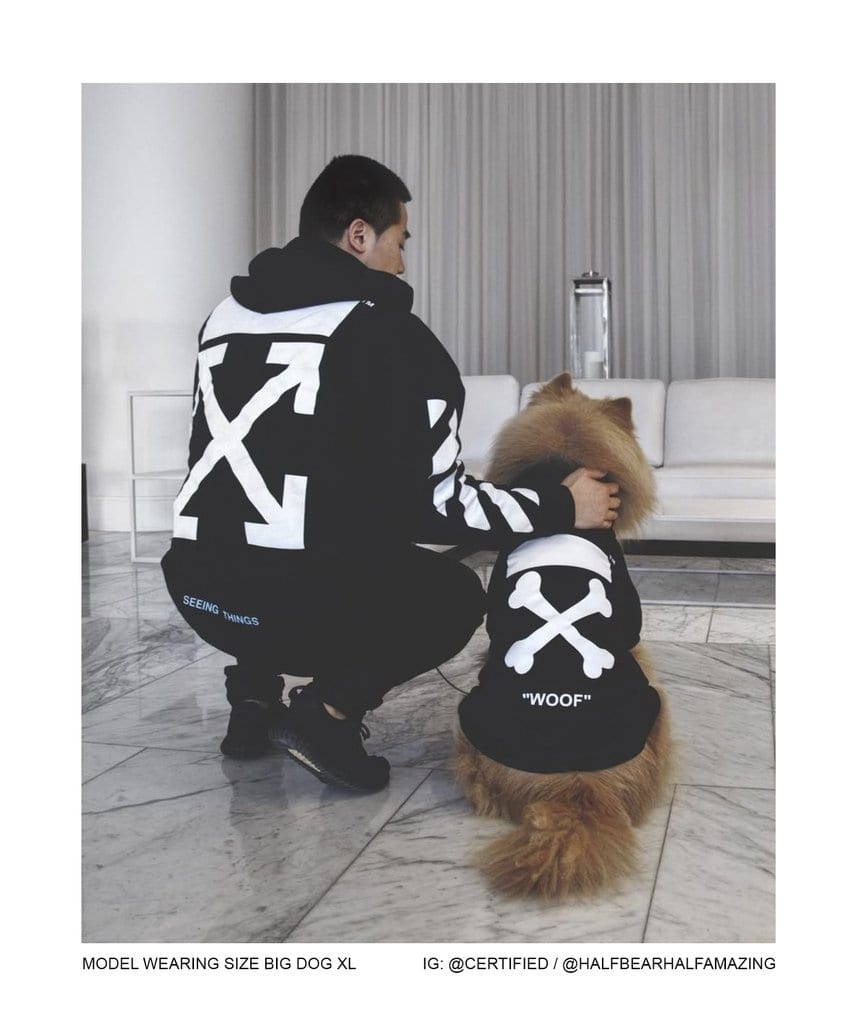 Pawmain: Streetwear Apparel for Dogs