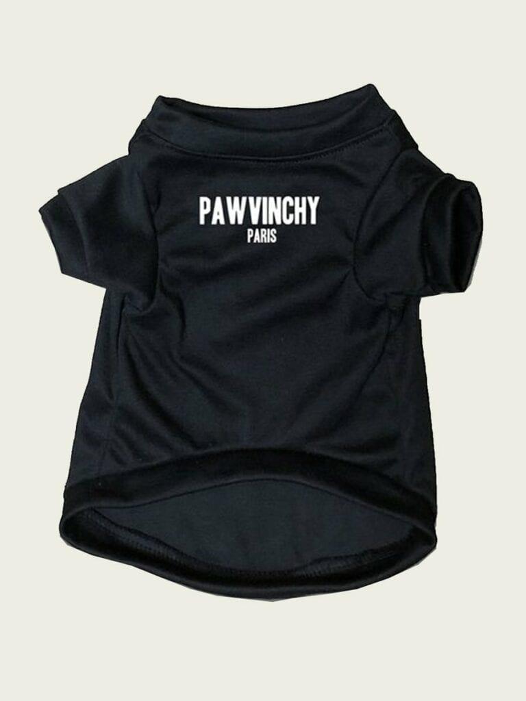 Streetwear fashion for dogs