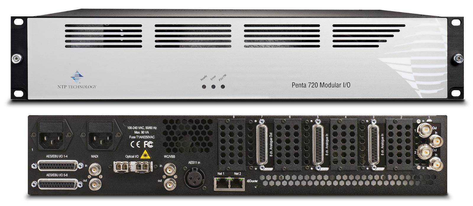 Penta 720 Modular I/O