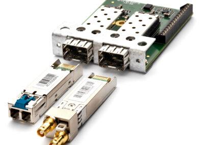 Dual MADI Module Mini D-Port