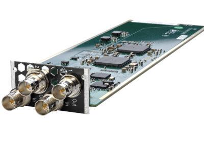Dual SDI Embedder/De-Embedder