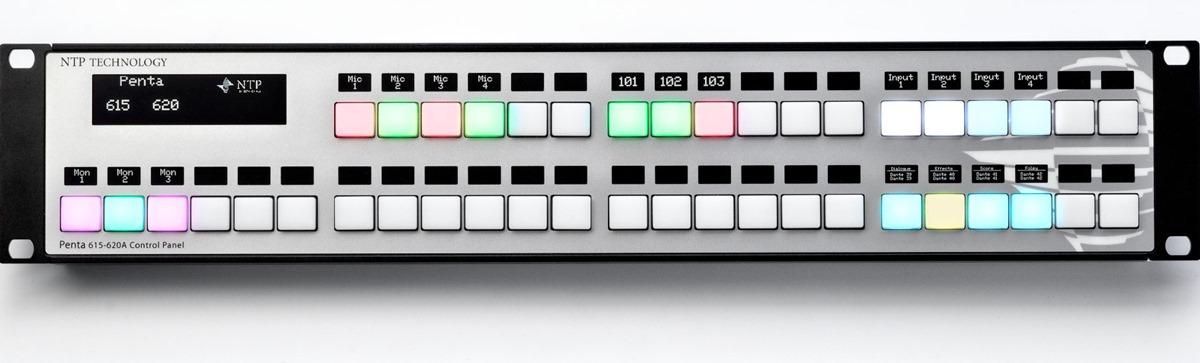 NTP Technology Penta 615 620A Control Panel