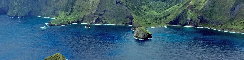 cliffsofmolokai