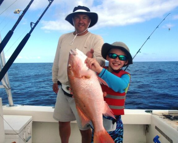 Deep Sea Fishing Adventure in Miami