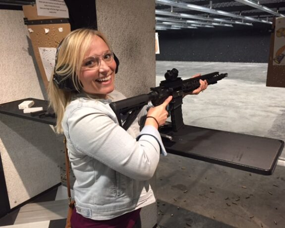 Indoor Firearm Experience in Miami