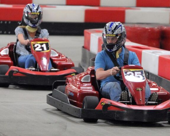 Indoor Karting Racing Tour in Miami
