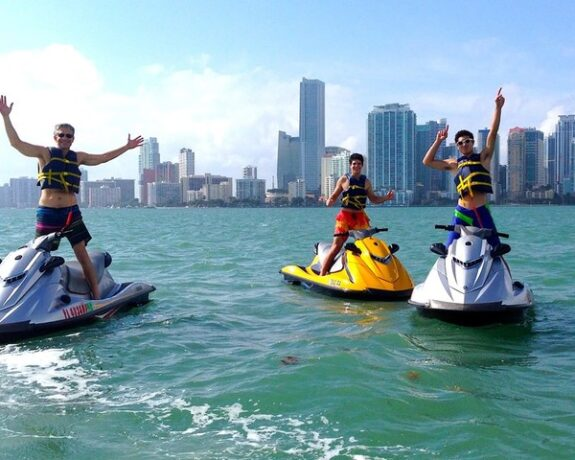 Jet Ski Tour in Miami
