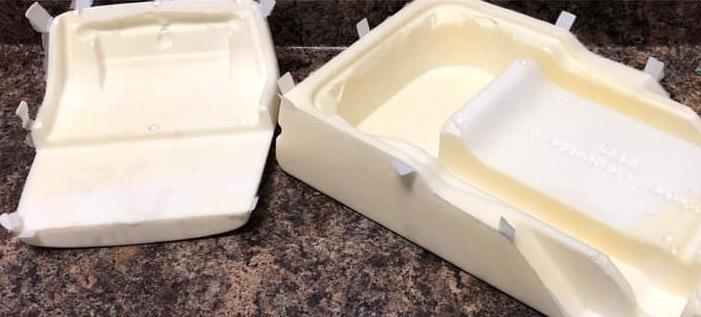 foam mold design
