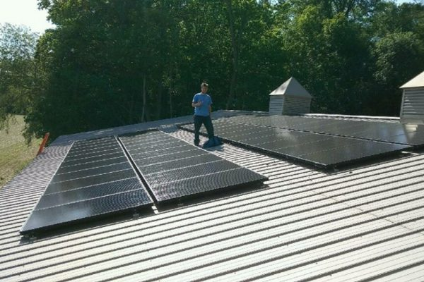 middletown barn rooftop install1