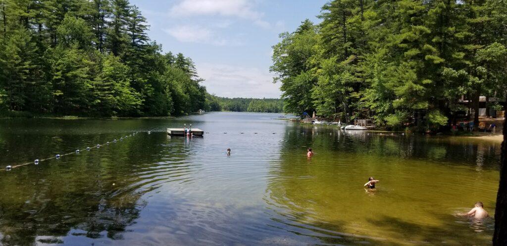 Calef Lake