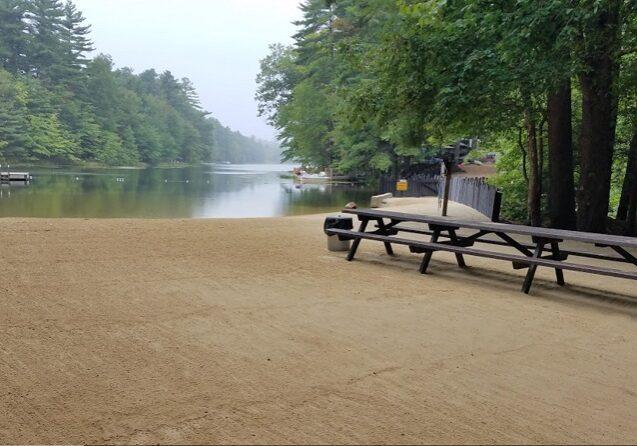 Beach&Lake