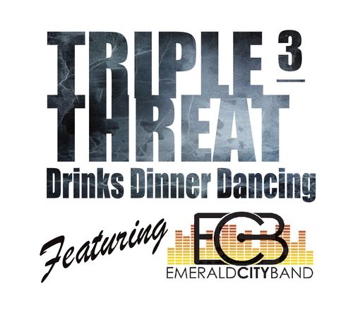triple threat charity dinner and dance