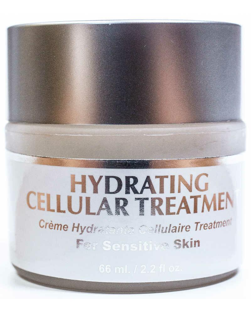 Hydrating Cellular Treatment