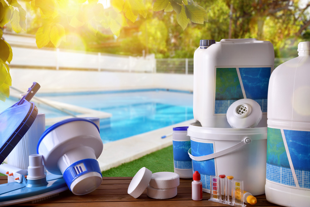 Aloha Pool Management Full Service Equipment