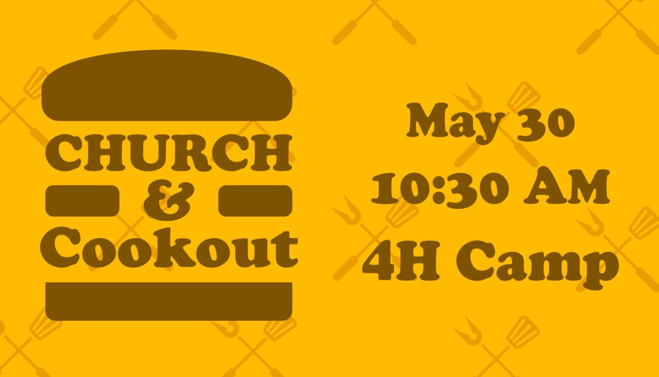 Church and Cookout