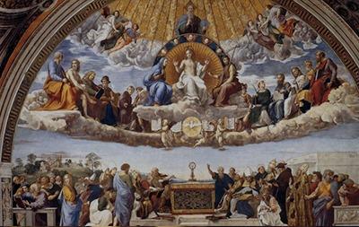 Praying To Saints?