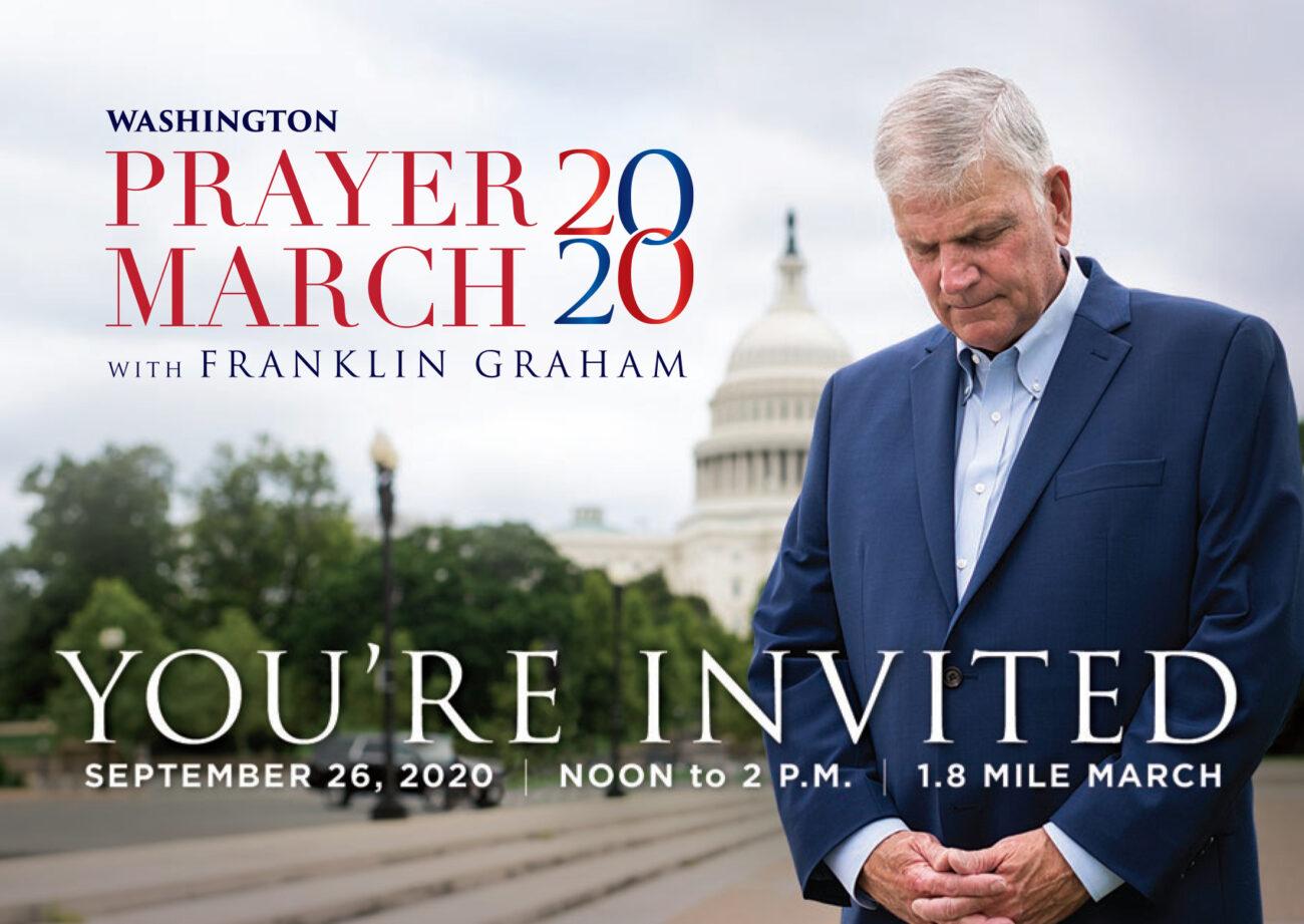 Prayer March