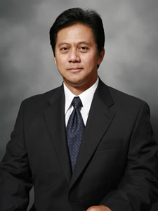 Fernando Villanueva - Associate Representative in the Philippines