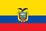 Bandera Ecuador