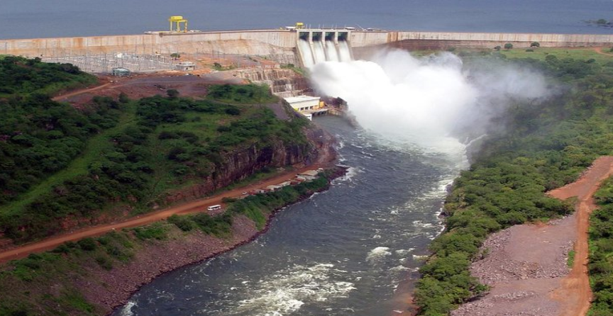 Angola Caculo Cabaca Power Plant – Financed $4.5 billion USD.