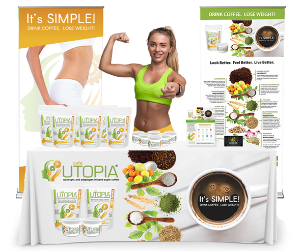 Cafe Utopia Home Based Business