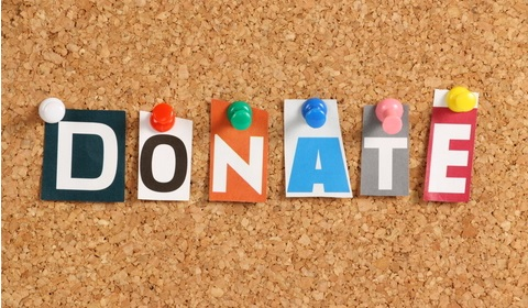 Can't Volunteer? Consider a Donation