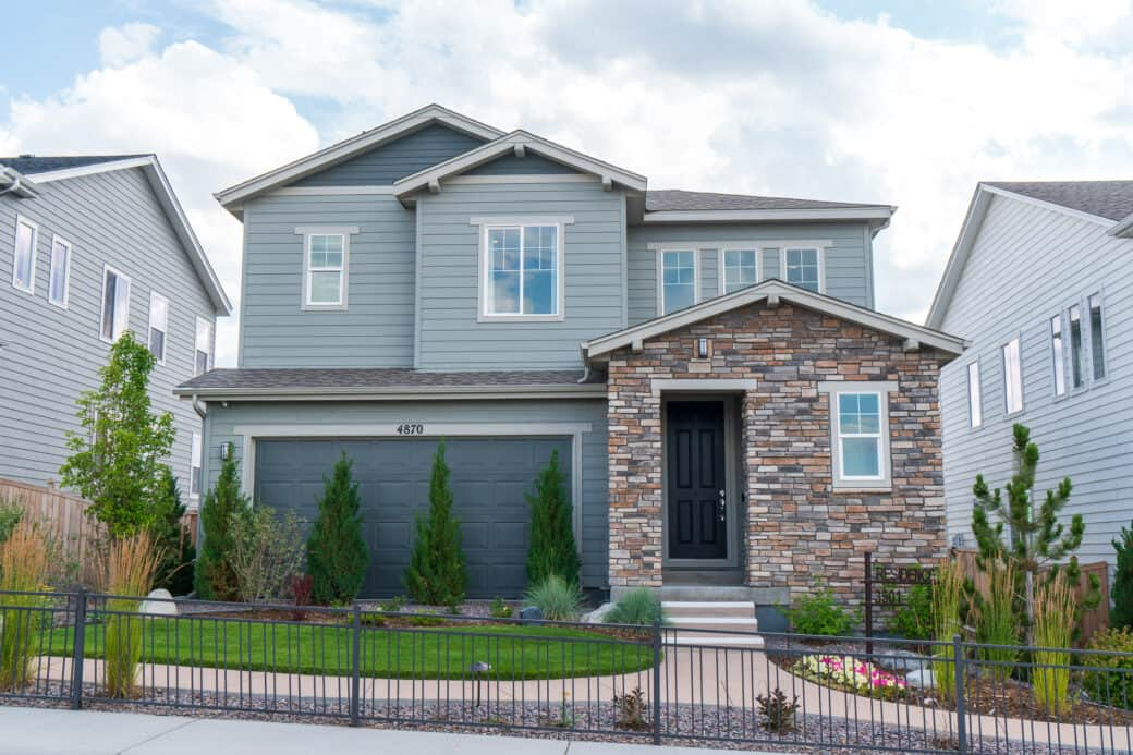 Prelude Collection in Ravenwood Village at Terrain – Tri Pointe Homes