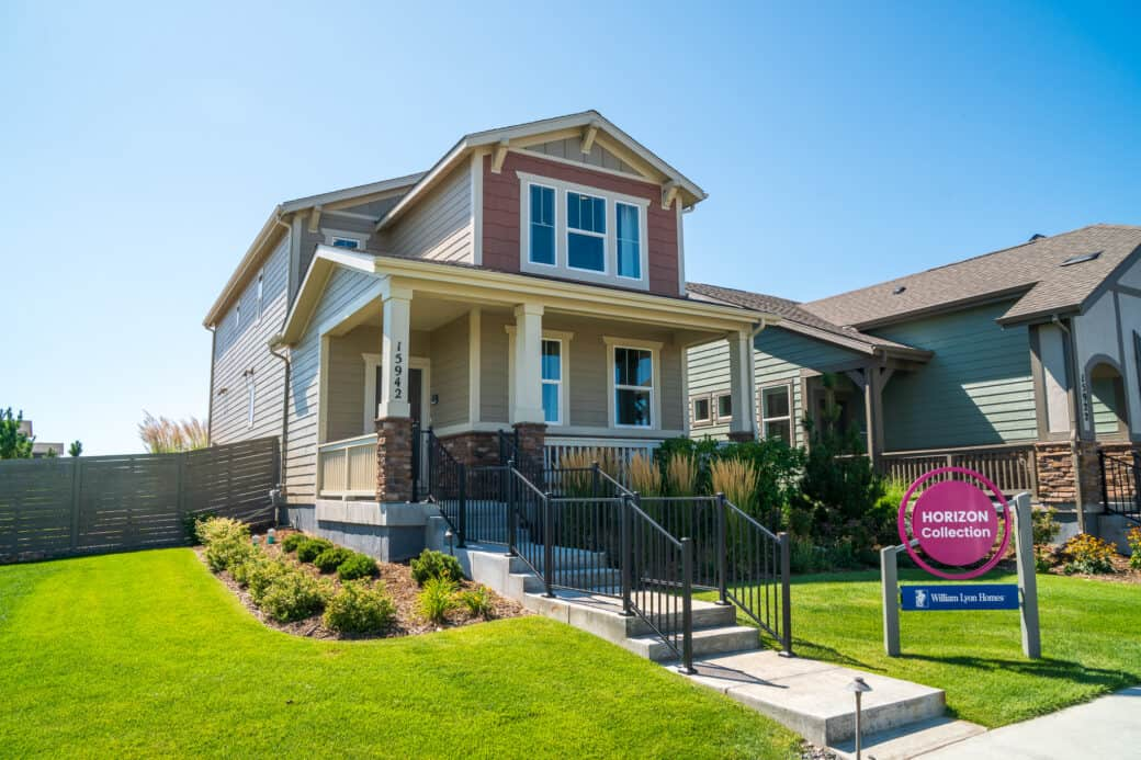 The Horizon Collection at Avion at Denver Connection – William Lyon Homes