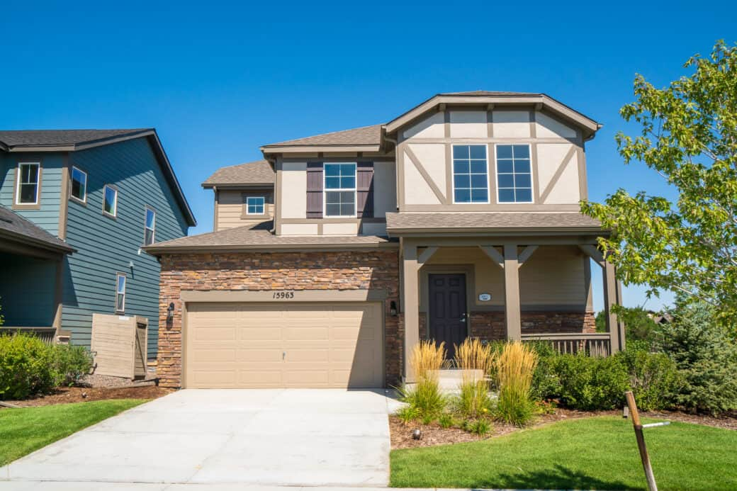The Summit Collection at Avion at Denver Connection – William Lyon Homes
