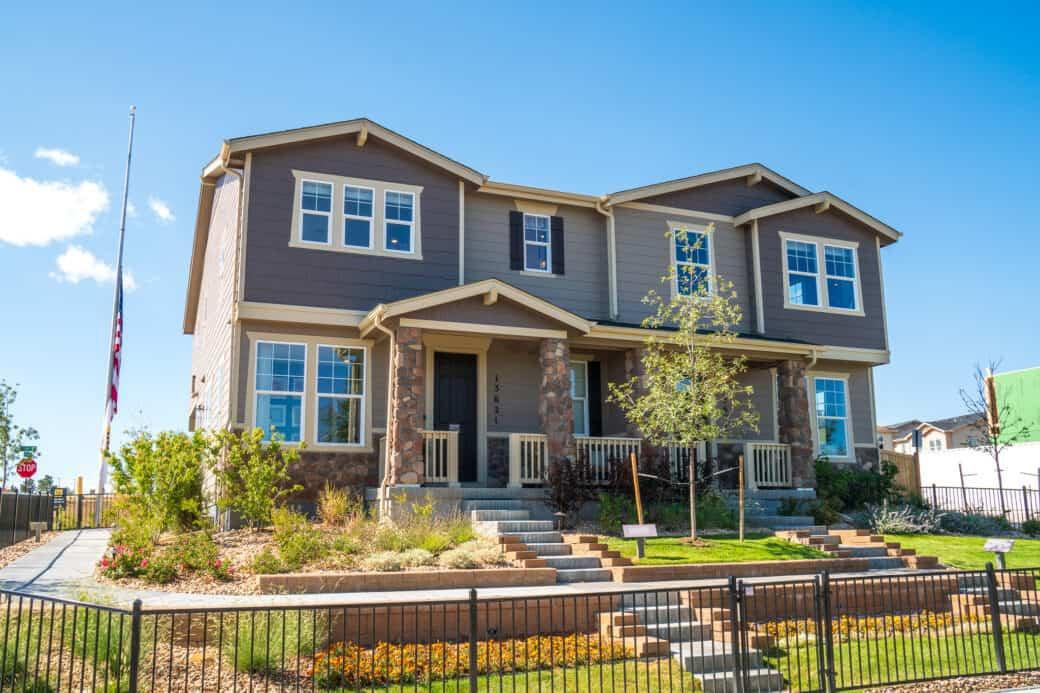 Homestead Hills Villas – KB Home